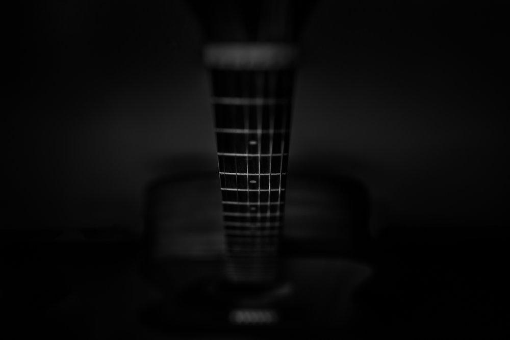 Edmonton Photographer - Guitar