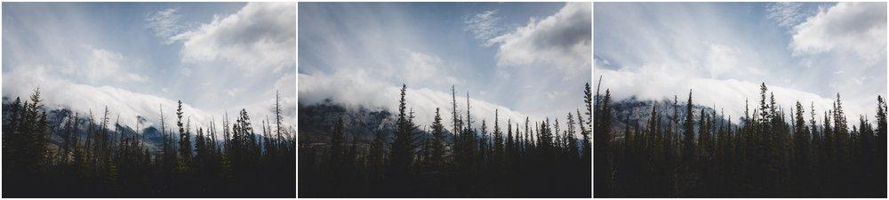 Edmonton Adventure Photographer - Jasper National Park Alberta - Rocky Mountains
