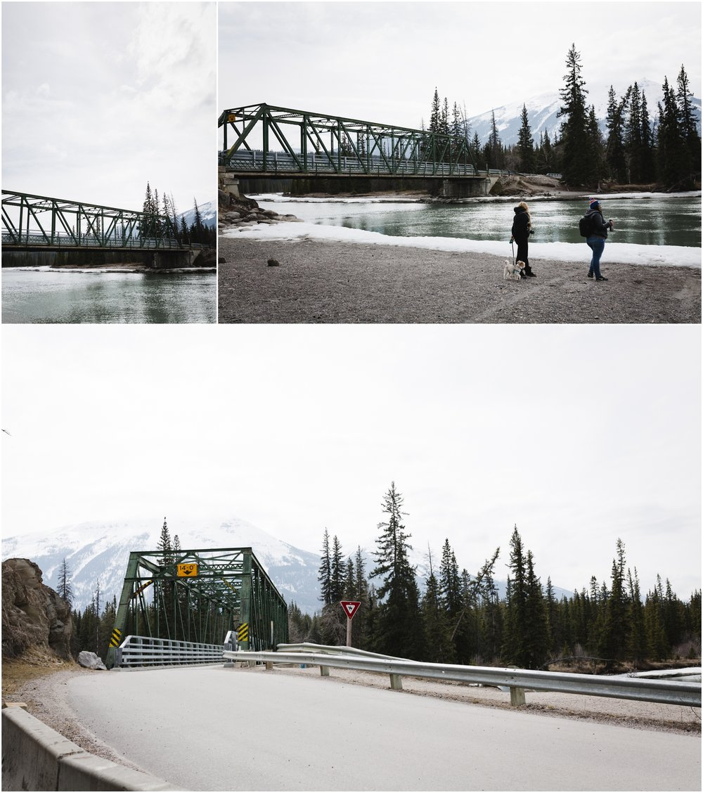 Edmonton Lifestyle Photographer - Athabasca River - Old Fort Point Hike - Canadian Rocky Mountains - Mountains - Treelines Photography