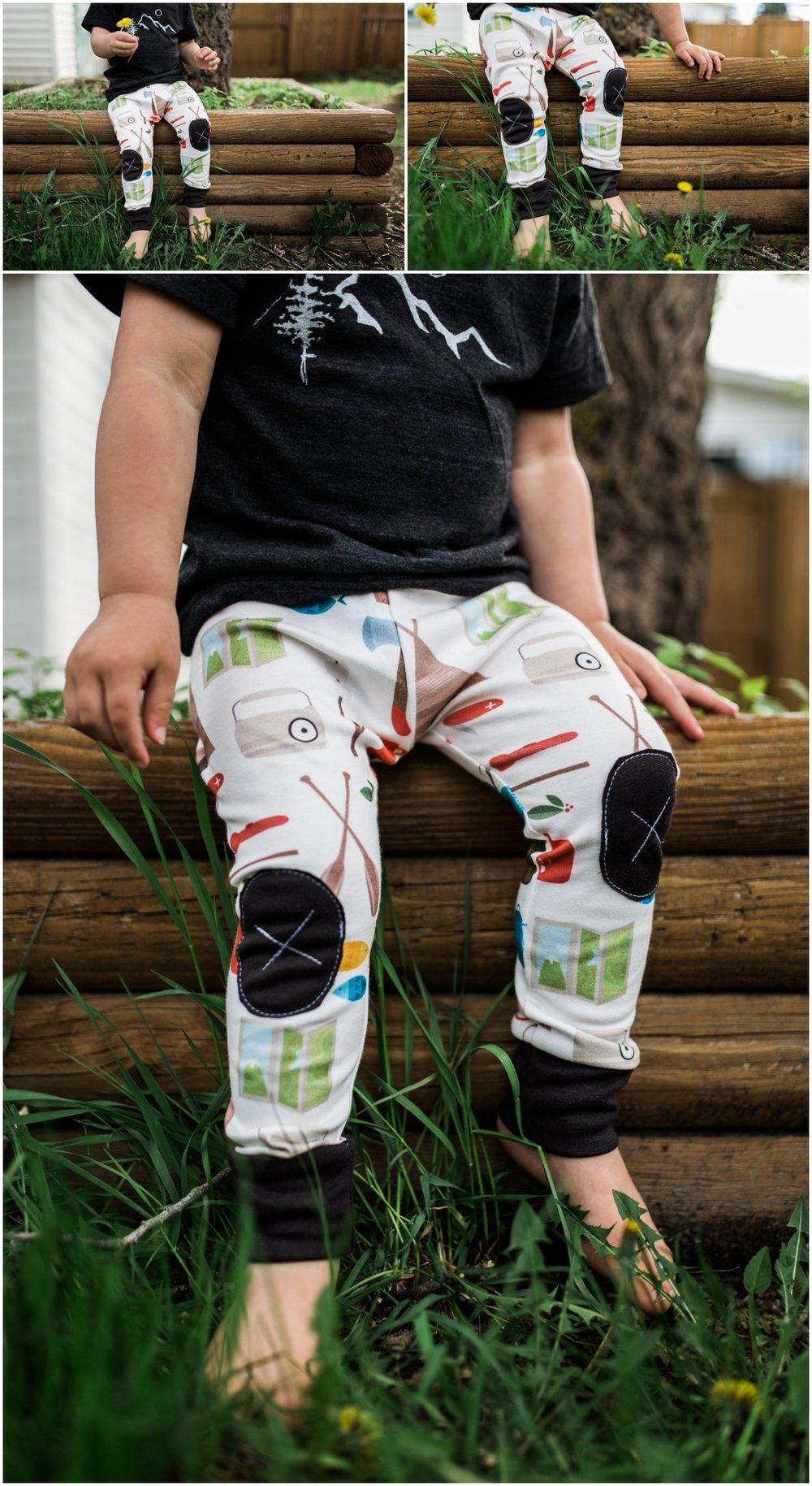 Treelines Photography - Edmonton Brand Photography - Alpine Baby Co.