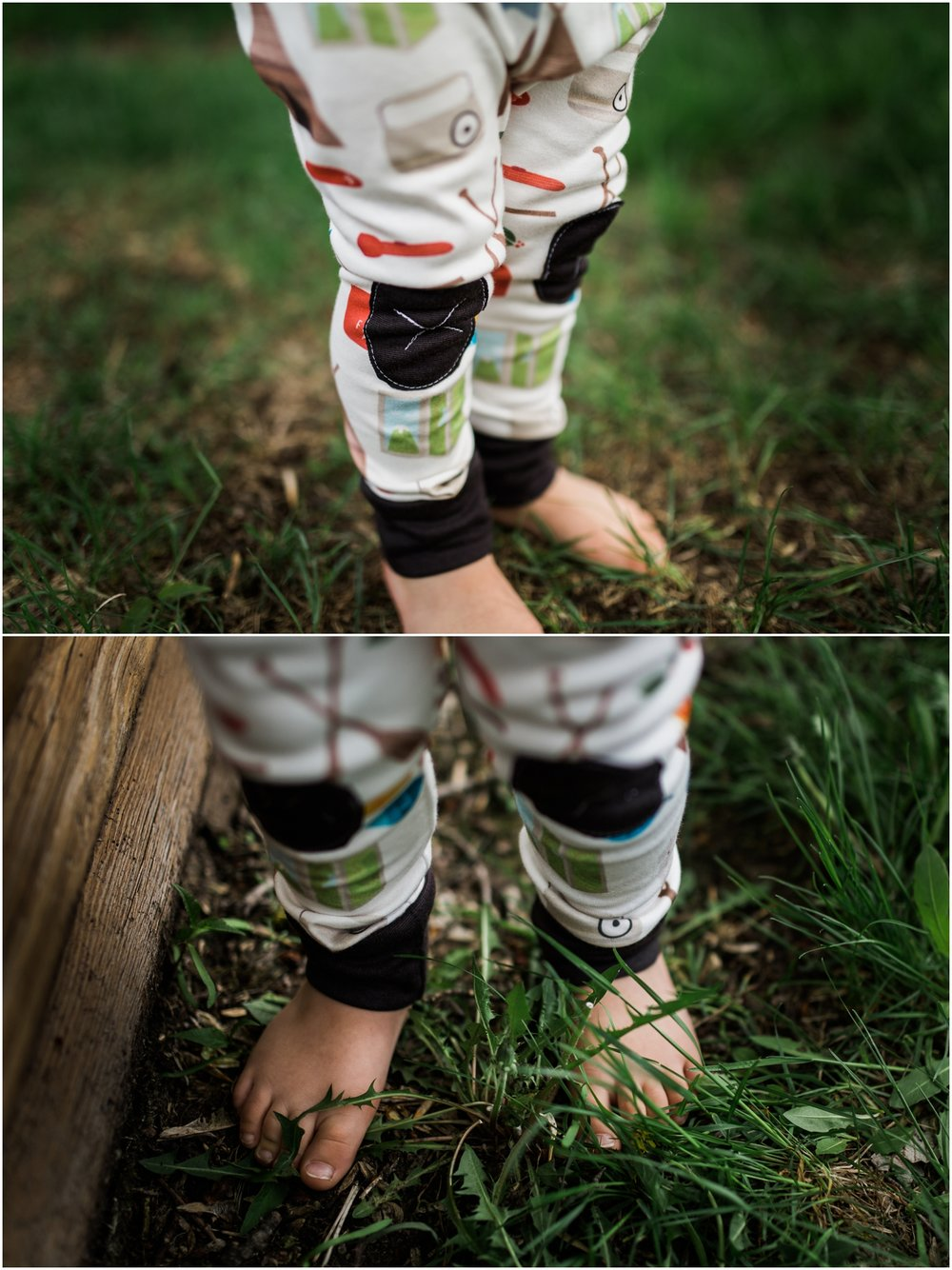 Edmonton Family Photographer - Treelines Photography - Alpine Baby Co. - Adventure Leggings - Organic Clothing