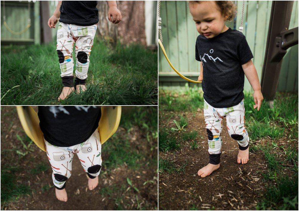 Edmonton Clothing Photographer - Treelines Photography - Alpine Baby Co Organic Clothing