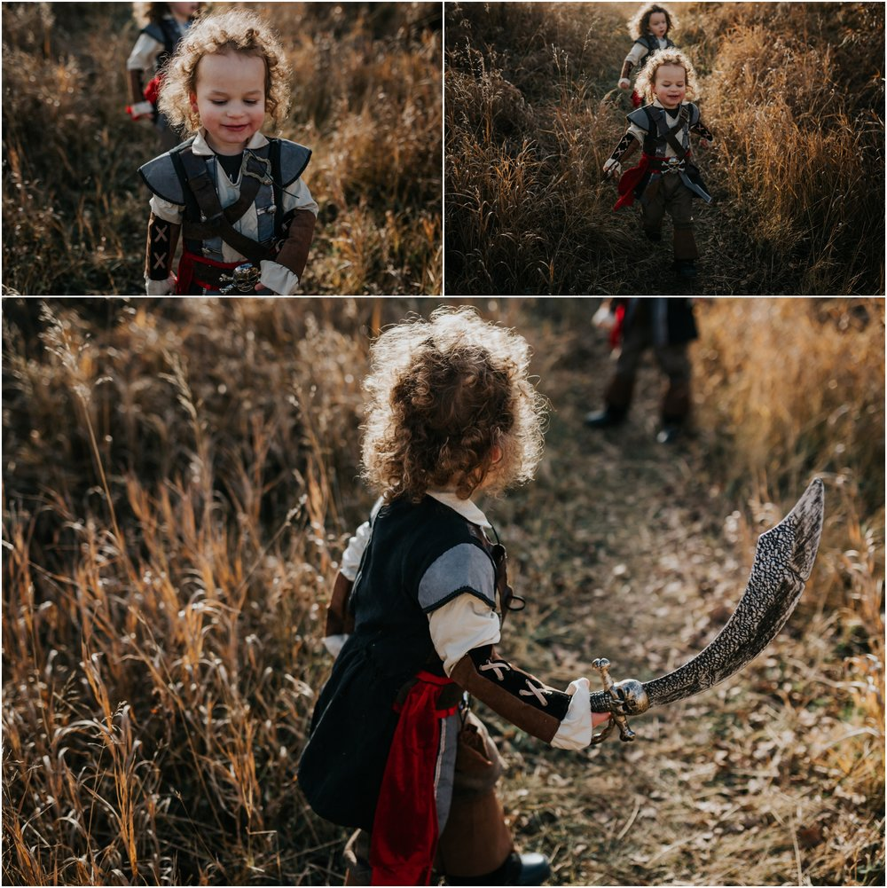 Edmonton Lifestyle Photographer - Family Photography - Adventure Session