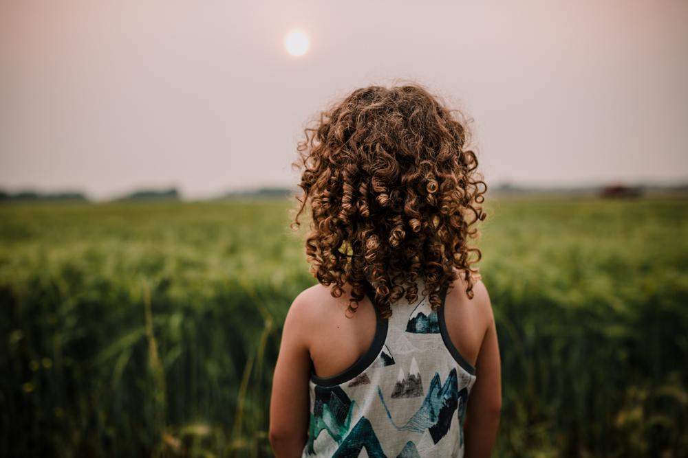 Treelines Photography - Edmonton Family Photographer - August 2018 - Alberta Smoky Skies