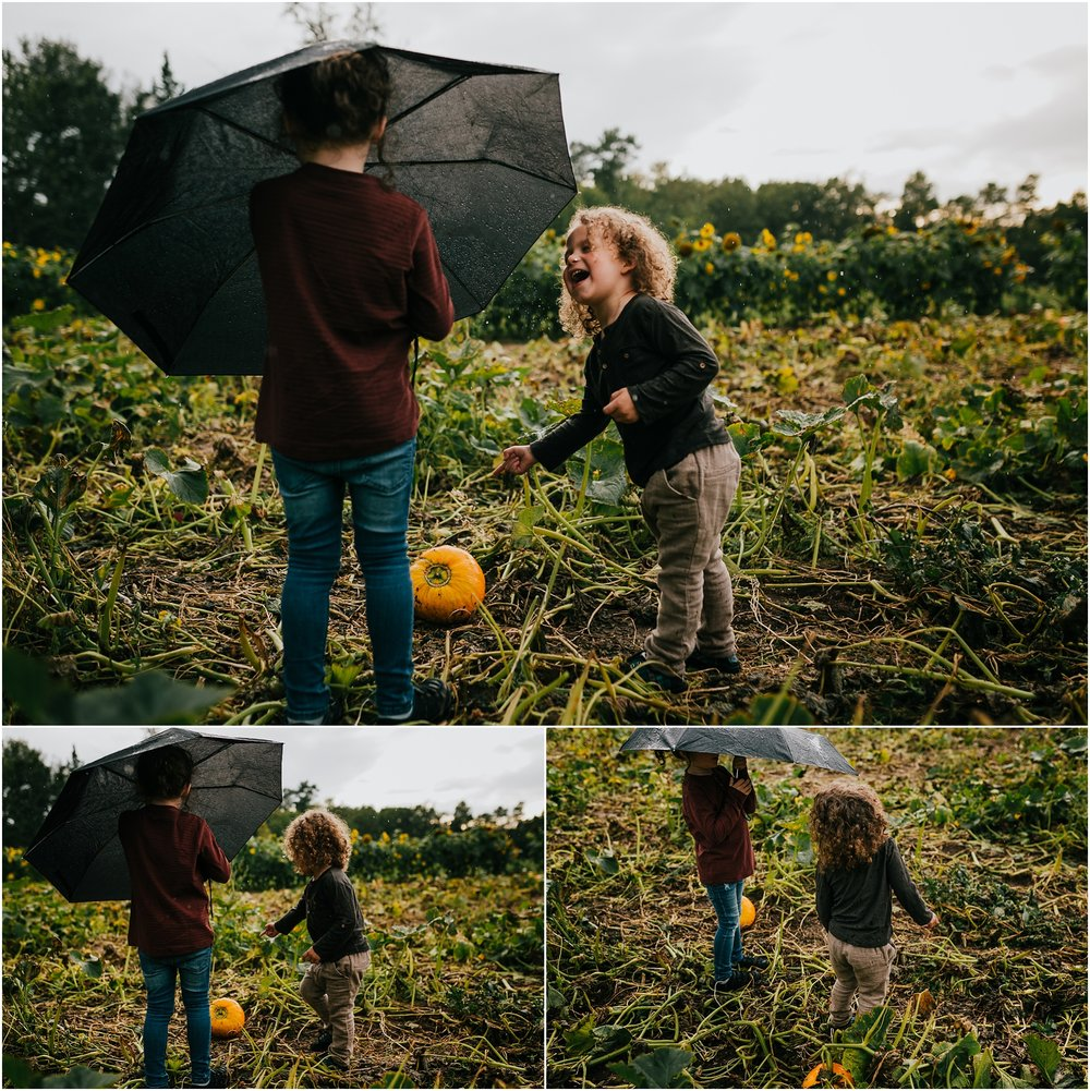 Edmonton Lifestyle Photographer - Parkland County Pumpkin Picking - Somerset Farms