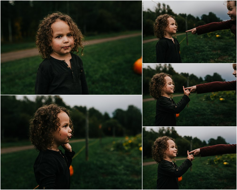 Treelines Photography - Edmonton Documentary Photographer - Pumpkin Patch Picking
