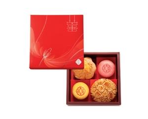 """Wedding Box """"G"""" 金雅喜禮盒"""