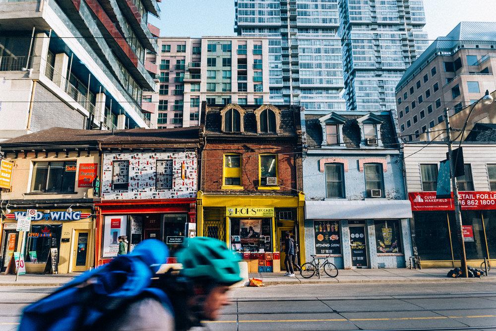 Toronto Downton