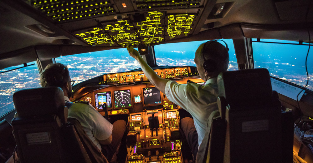 Help Shape the Future of Pilot Training -