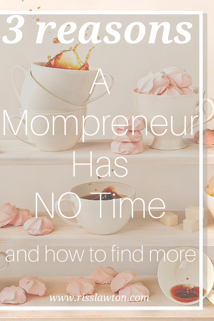 To any mom, time is an issue. But to mompreneurs, finding the time to be an awesome mommy, a great ife, and an entrepreneur is super difficult. This article highlights three time sucks that mompreneurs face and solutions to fix them. Click through for time management tips for moms