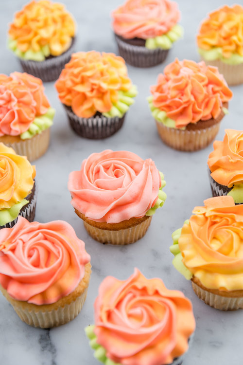 Garden Party Cupcakes AFB St Patricks 6705