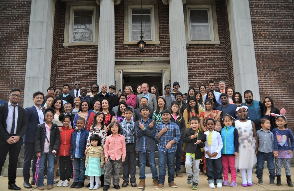 The Stelton Baptist Church Family