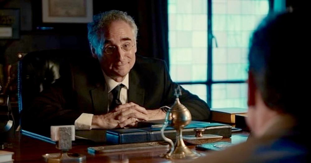 Madoff family rabbi in MADOFF