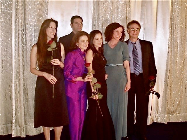 Berlin Premiere of LIEBESLEBEN with Maria Schrader, Neta Garty, Tovah Feldshuh, Ishai Golan and Zeruya Shalev