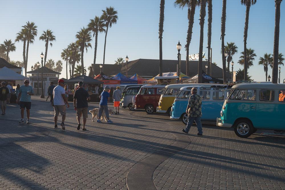 Ernie Leyba Studio Huntington Beach Main Street Cars Cruise - Car show huntington beach