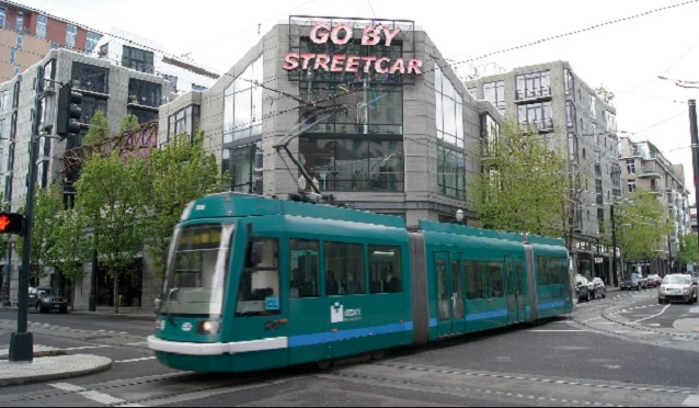 Getting around town - When you arrive at PDX airport, you can hop on the MAX light rail outside baggage claim and take it straight to Downtown. The city center is easy to navigate with MAX, buses, and the street car. We recommend downloading two apps in advance for public transit: TriMet to buy tickets and Transit to track timetables and help you get around.