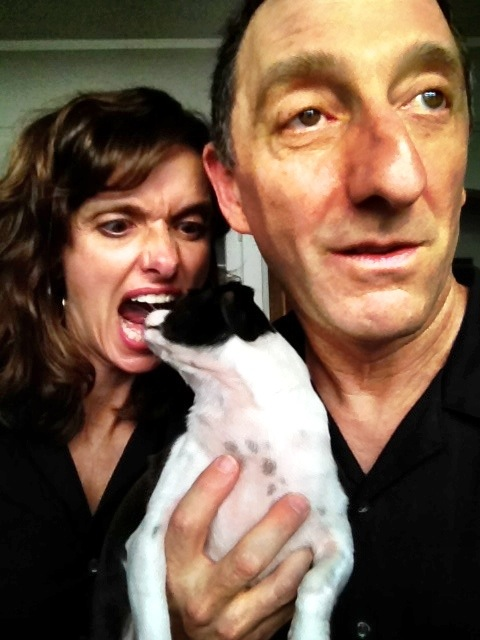 """Eat the dog at every """"Razowsky & Clifford"""" show. Please."""
