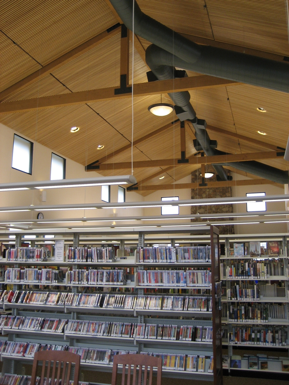 4s Ranch Library Built By K.D. Stahl Construction Group Inc.