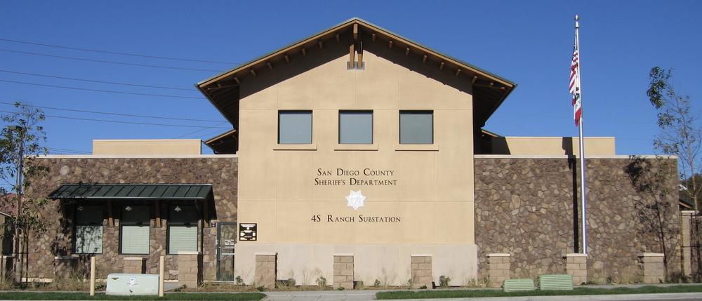 4S Ranch Substation built by K.D. Stahl Construction