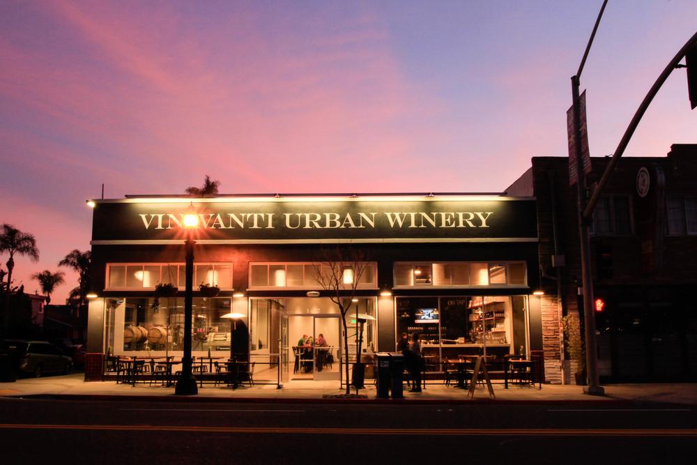 K.D. Stahl Construction Project: Vinavanti Winery