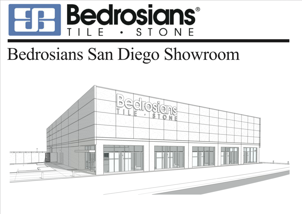 Bedrosians Tile and Stone New Construction