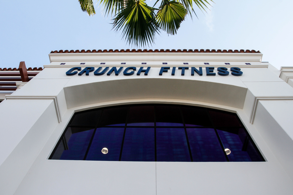 Crunch Fitness Tenant Improvement by K.D. Stahl Construction Group Inc.