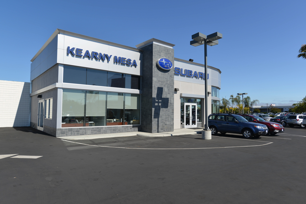 Kearny Mesa Hyundai Subaru Dealership