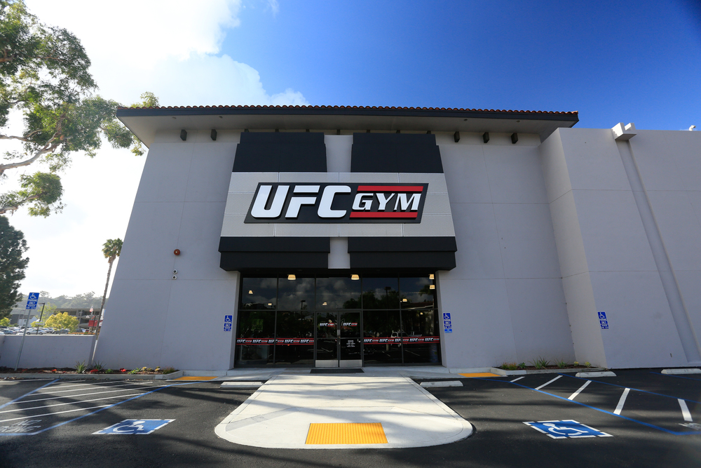 UFC Gym Tenant Improvement by K.D. Stahl Construction Group Inc.