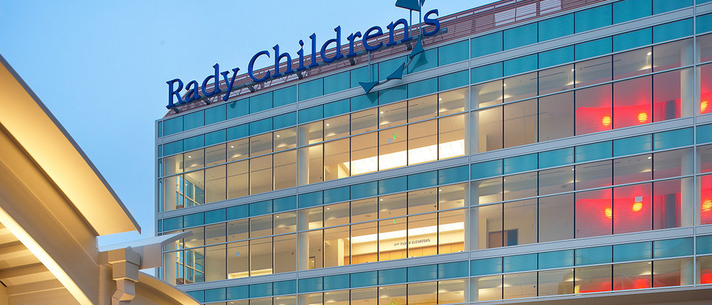 Rady Children's Hospital Childcare Center
