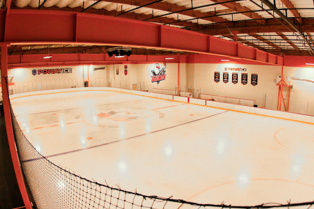 Poway Ice Arena - Tenant Improvement by K.D. Stahl Construction Group Inc.