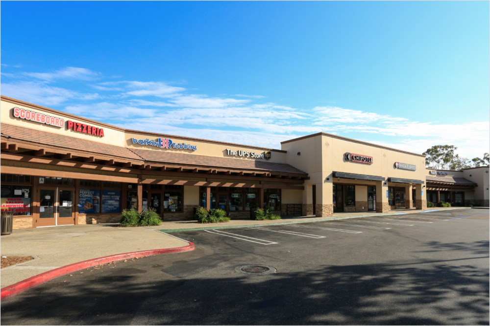 Fallbrook Towne Centre - Site Development by K.D. Stahl Construction Group Inc.