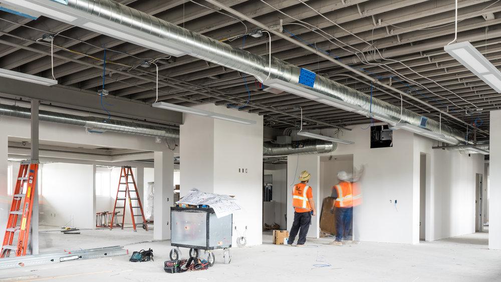 K.D. Stahl Construction - Bunker Hill Renovation Project Update