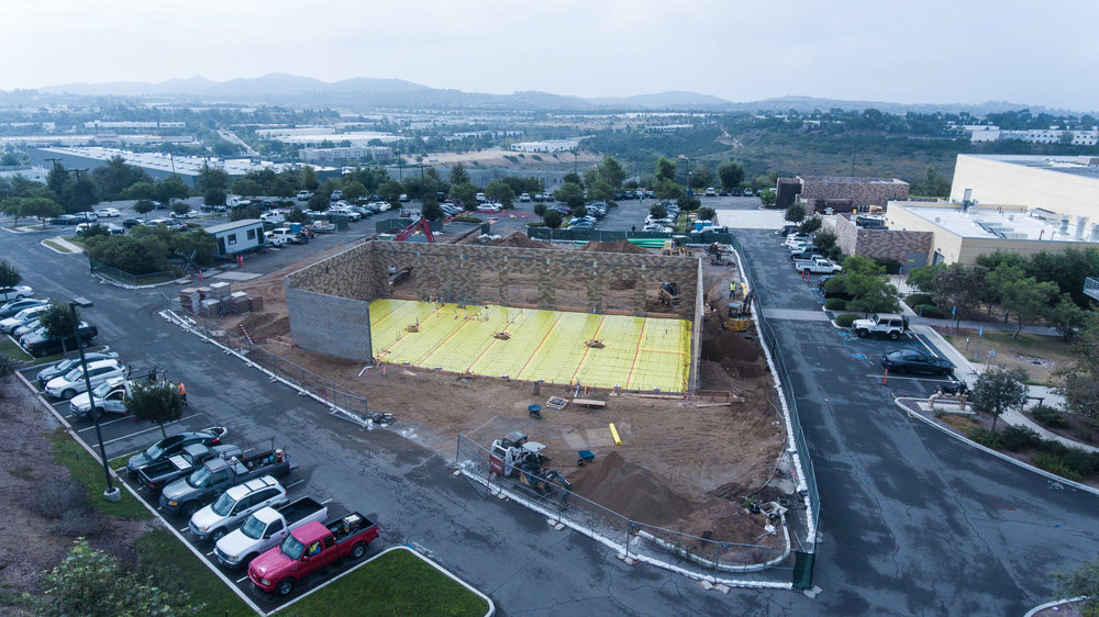 K.D. Stahl Construction Group Inc. - Ionis Fitness Center Ground up Construction