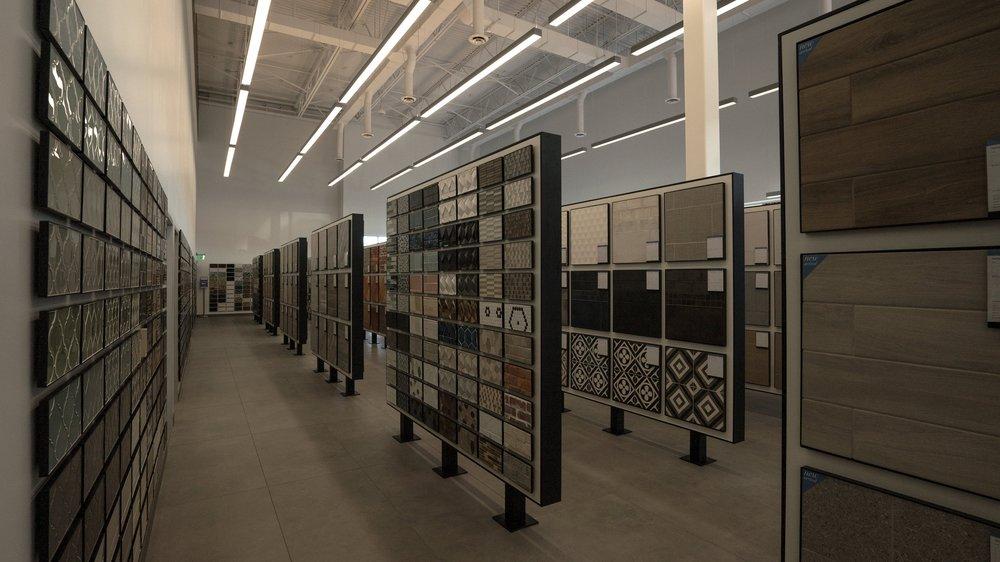 K.D. Stahl Construction - Bedrosian Tile & Stone