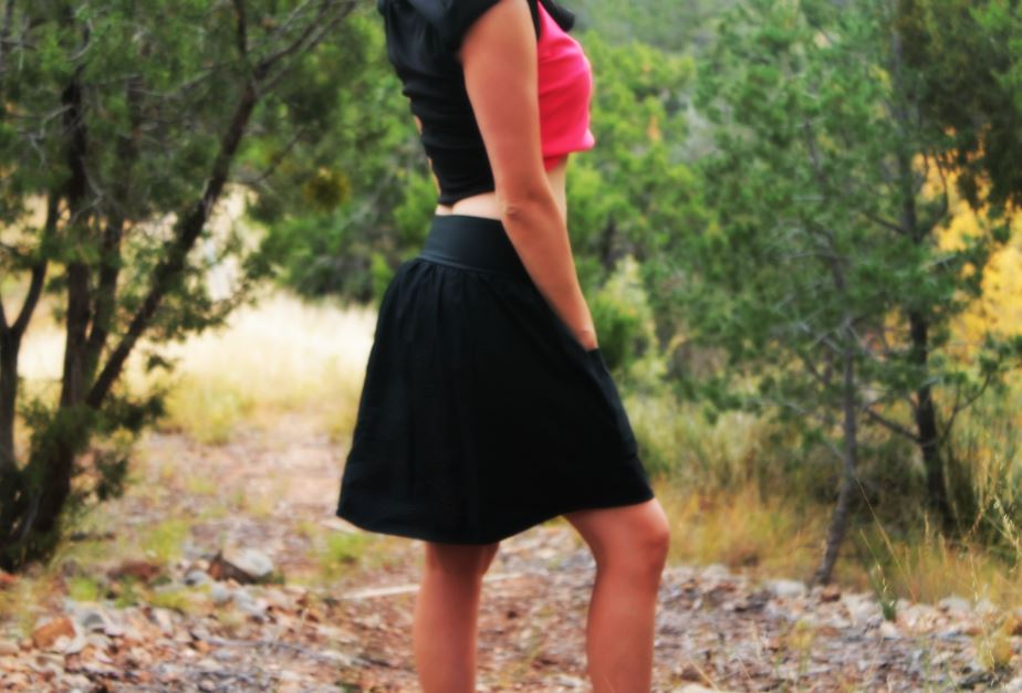 LADY HIKE SKIRT