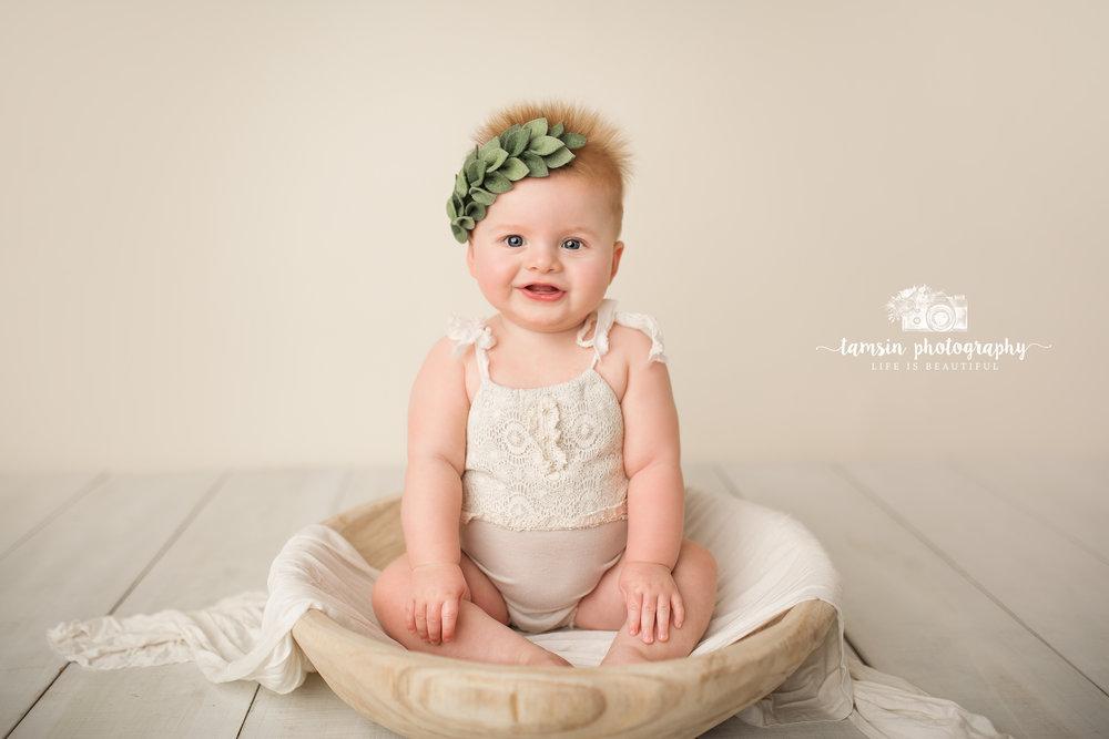 Six Month Sitter Portrait Photography Bone Bowl Studio Tamsin.jpg