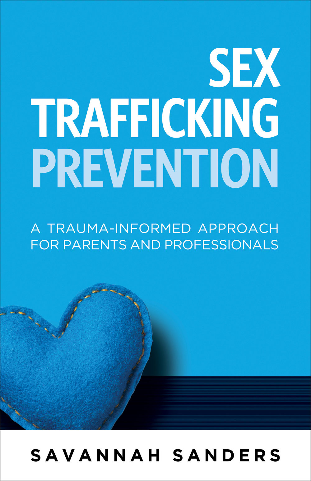 Savannah J. Sanders - Savannah J. Sanders is the author of Sex Trafficking Prevention: A Trauma-Informed Approach for Parents and Professionals and a leading advocate in the effort to stop sex trafficking worldwide. She teaches professionals to identify vulnerable youth and the steps to prevent them from being abused and/or trafficked. Savannah was the Human Trafficking Services Manager at the Sojourner Center in Arizona where she managed the SAFE (Safeguarding Adolescents From Exploitation) Action Project to help combat child sex trafficking, an initiative of The Sandra Day O'Connor Institute. Sanders shares her compelling story of abuse and recovery from trafficking as a source of inspiration and motivation for audiences everywhere. She resides in Arizona with her husband and children.