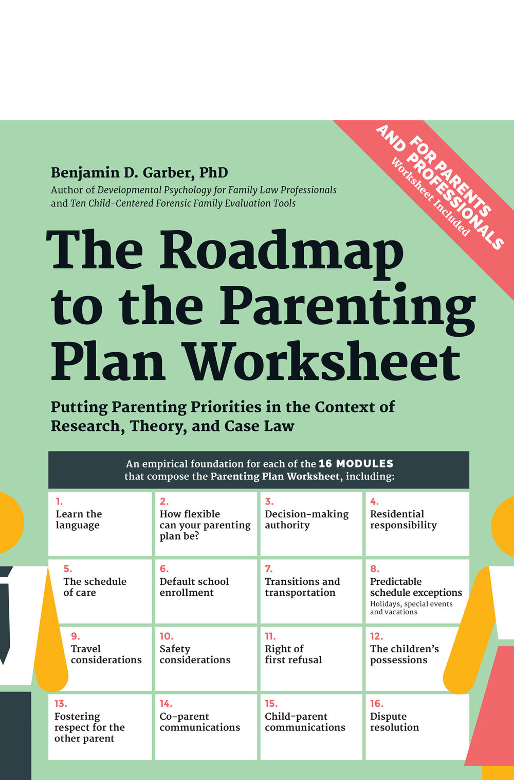The roadmap to the parenting plan worksheet unhooked media robcynllc Images