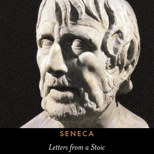 Letters from a Stoic by Seneca For several years of his turbulent life, Seneca was the guiding hand of the Roman Empire. His inspired reasoning derived mainly from the Stoic principles, which had originally been developed some centuries earlier in Athens. This selection of Seneca's letters shows him upholding the austere ethical ideals of Stoicism—the wisdom of the self-possessed person immune to overmastering emotions and life's setbacks—while valuing friendship and the courage of ordinary men, and criticizing the harsh treatmentof slaves and the cruelties in the gladiatorial arena. The humanity and wit revealed in Seneca's interpretation of Stoicism is a moving and inspiring declaration of the dignity of the individual mind. (via Publisher)