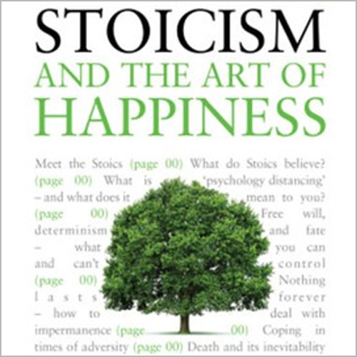Stoicism and the Art of Happiness by Donald Robertson For several years of his turbulent life, Seneca was the guiding hand of the Roman Empire. His inspired reasoning derived mainly from the Stoic principles, which had originally been developed some centuries earlier in Athens. This selection of Seneca's letters shows him upholding the austere ethical ideals of Stoicism—the wisdom of the self-possessed person immune to overmastering emotions and life's setbacks—while valuing friendship and the courage of ordinary men, and criticizing the harsh treatmentof slaves and the cruelties in the gladiatorial arena. The humanity and wit revealed in Seneca's interpretation of Stoicism is a moving and inspiring declaration of the dignity of the individual mind. (via Publisher)