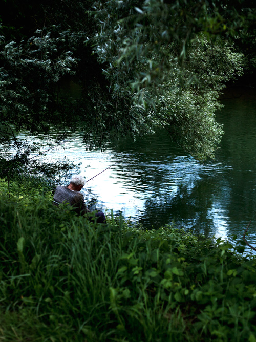 Many men go fishing all of their lives without knowing that it is not fish they are after.  Henry David Thoreau