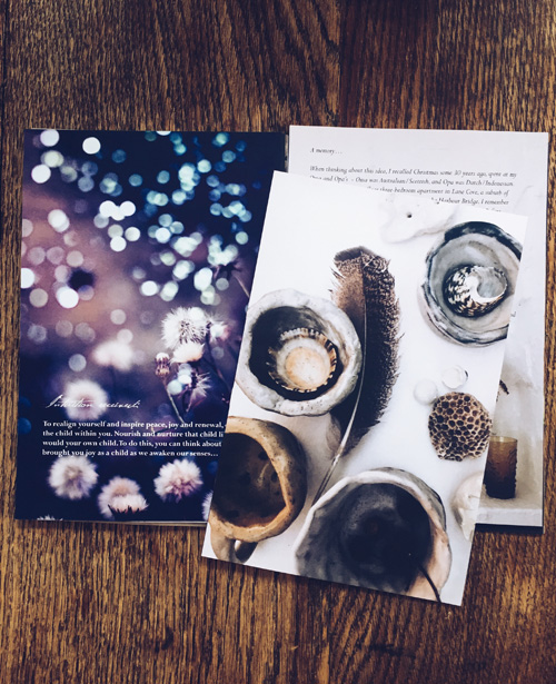 Here is a peek at the book sample I received earlier this week. I'm so happy with the colours and paper stock - it's beautiful matte paper, not too thin and not too thick, 100% recycled, printed locally.