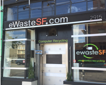 Drop off is open 7 days a week. Computer recycling and data destruction is free at our Drop Off Center
