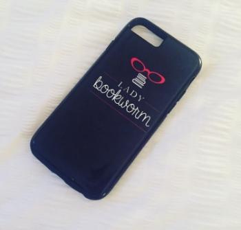 Lady Bookworm iPhone 6/6s Case