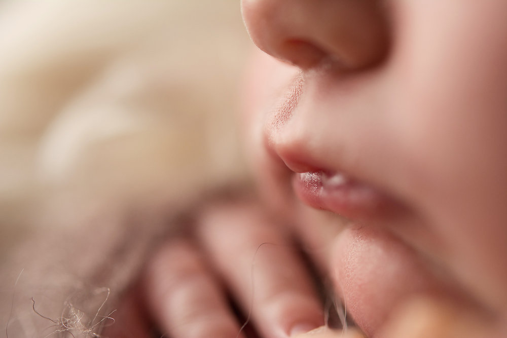Newborn Pout