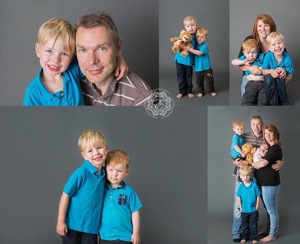 edmonton family photographer newborn