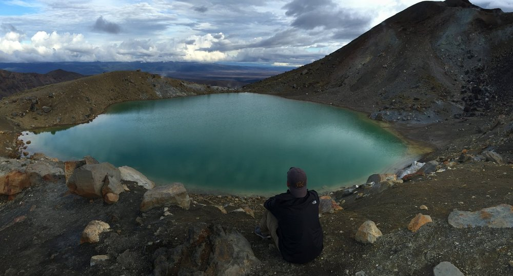 New Zealand - March 2017Tongariro National Park