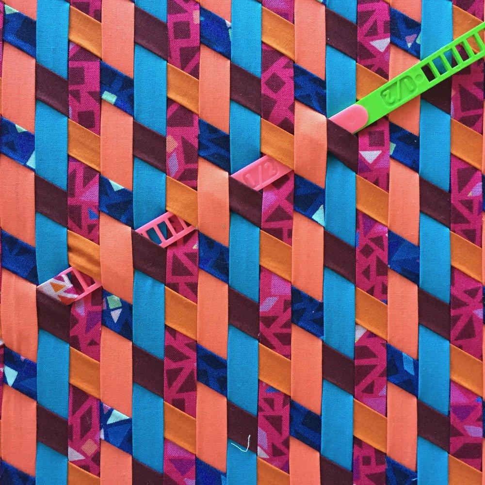 WEFTY Weaving - Third Layer