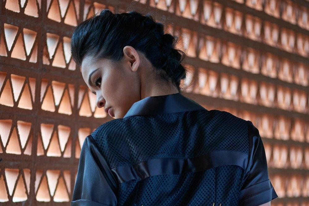 Temik - Autumn Winter Campaign / Pure Trend LondonModel: Vivian VillaMakeup & Hair: -Stylist: Roberto Coss