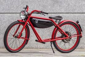 Meijs electric powered Moped